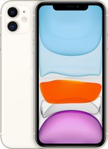 Apple iPhone 11 - 64GB - Wit