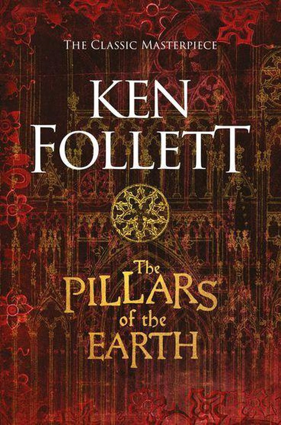 Boek cover The Pillars of the Earth van Ken Follett (Onbekend)