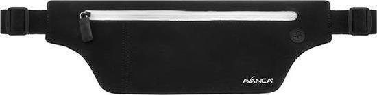 Avanca Sportbelt met Telefoon & Sleutel houder - Running belt - Hardlooptas - Wit