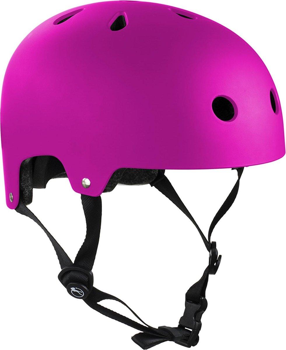 SFR SFR Essentials Skate/BMX Sporthelm - UnisexKinderen en volwassenen - Roze Maat L/XL