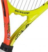Dunlop Jr 21 Tennisracket - Geel Oranje