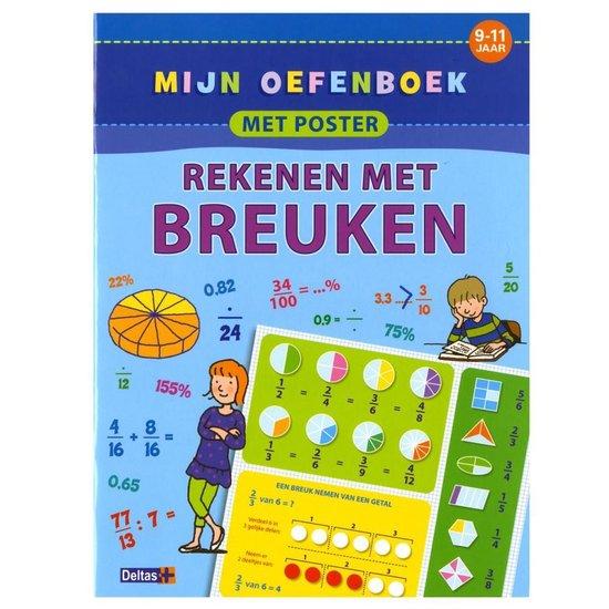 Mijn oefenboek rekenen met breuken - Esther Wuyts |