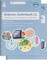 Delen 1 en 2  -   Rekenen Oefenboek Set deel 1 en 2 groep 4