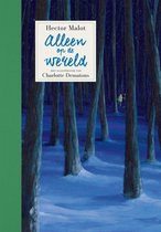 Boek cover Alleen op de wereld van Hector Malot (Onbekend)