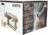 Gusta - Pasta machine RVS