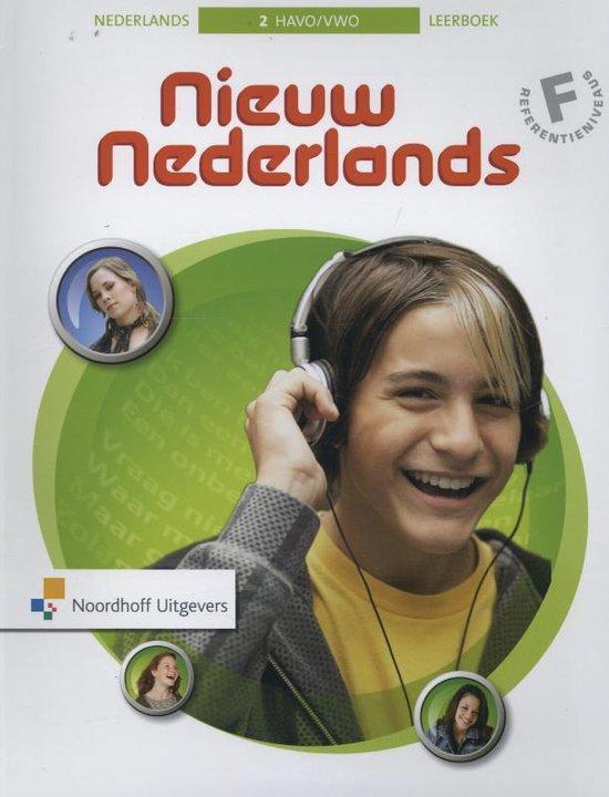 Leerboek 2 havo/vwo Nieuw Nederlands - Anne-Carine van den Akker |