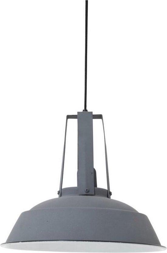 RamLux Light Inez - Hanglamp - D.34 cm - Grijs