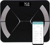 Silvergear Bluetooth Personenweegschaal met Volledige Lichaamsanalyse