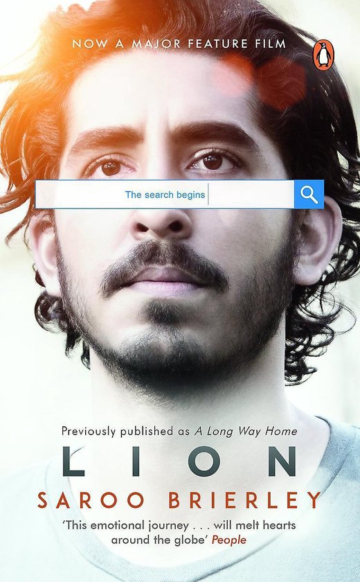 Boek cover Lion van Saroo Brierley (Paperback)