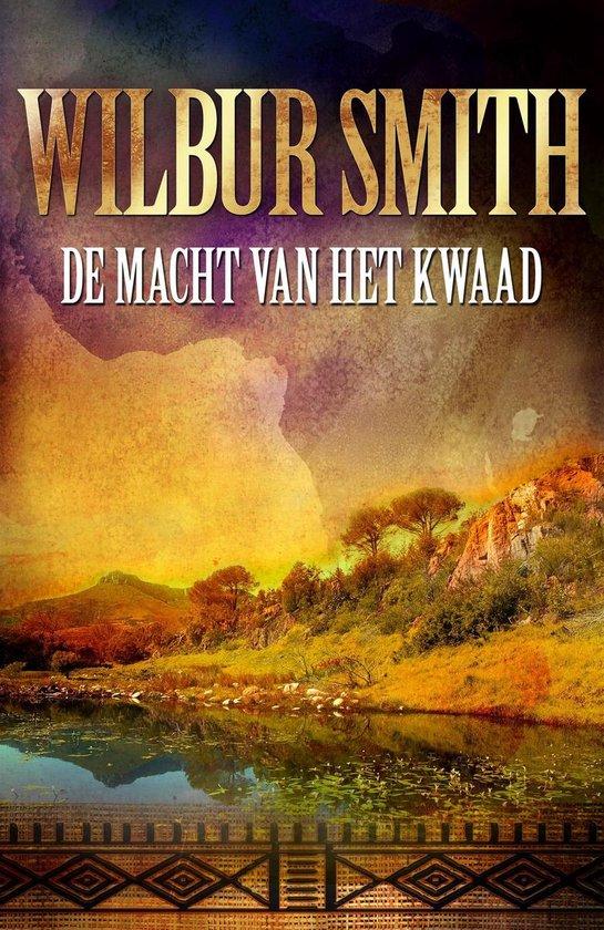 Cover van het boek 'De macht van het kwaad' van W. smith