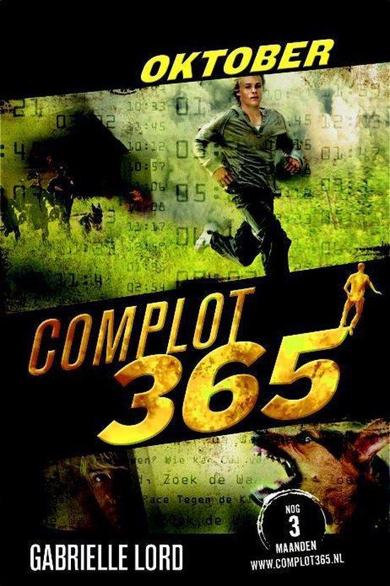 Complot 365 Oktober - Gabrielle Lord pdf epub