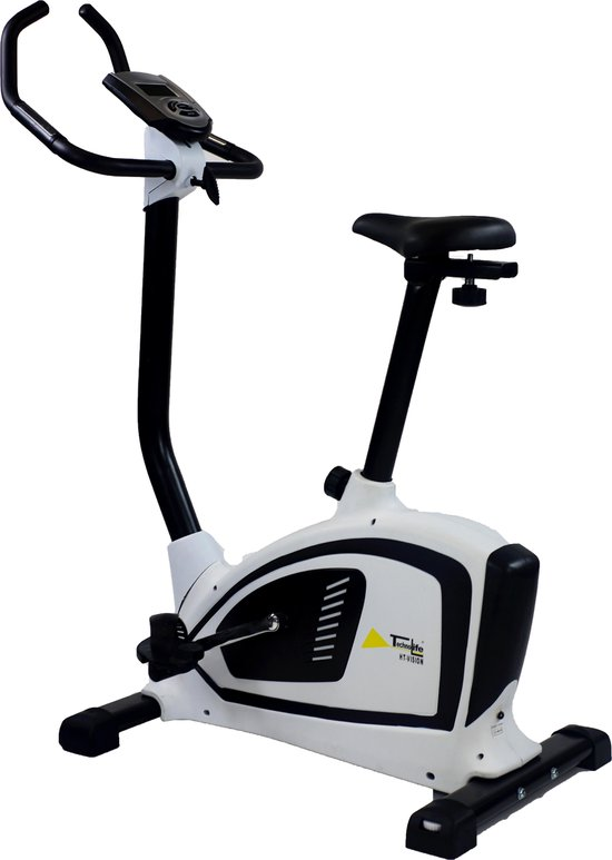 TechnoLife HT-Vision - Hometrainer - Fitness fiets met trainingscomputer
