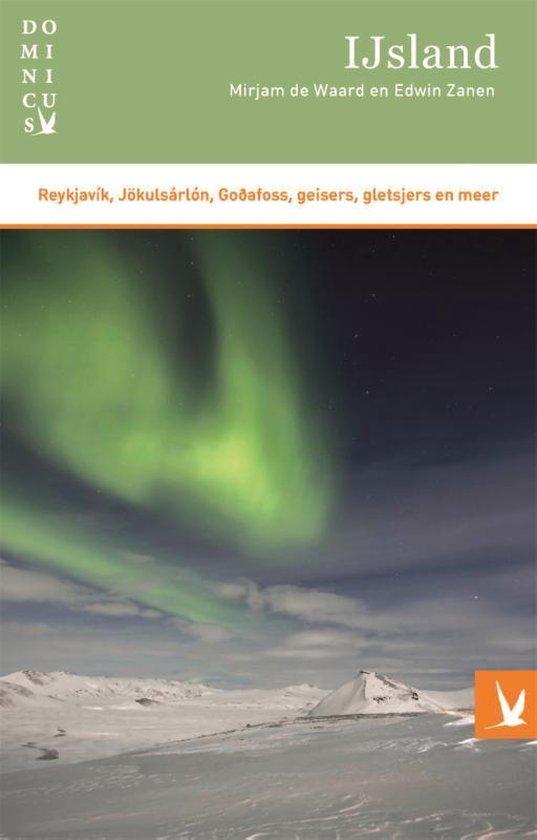 Dominicus landengids - IJsland - Mirjam de Waard |
