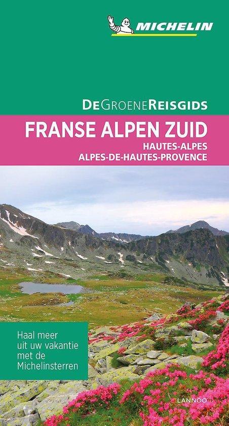 De Groene Reisgids - Franse Alpen Zuid - none   Fthsonline.com