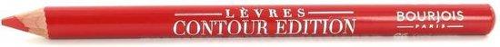 Bourjois Levres Contour Edition New Lippotlood - 06 Tout Rouge