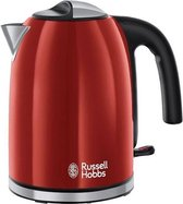 Russell Hobbs Colours Plus+ 20412-70  - Waterkoker - Rood