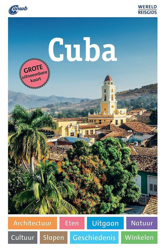 ANWB wereldreisgids - Cuba - Anke Munderloh |