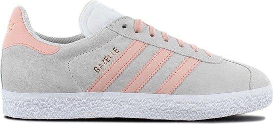adidas Originals Gazelle W Dames Sneakers Sportschoenen Schoenen Roze  F36950 - Maat EU 36 UK 3.5