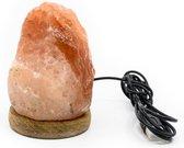 Himalaya Mini Zoutlampje Oranje USB