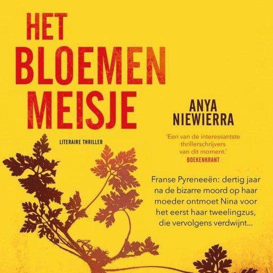 Het bloemenmeisje - Anya Niewierra | Readingchampions.org.uk