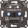 Lybardo ITEC Pro LED Duo Dimmer 2x 3 - 75W - Fase afsnijding - Universeel - Elektronische zekering