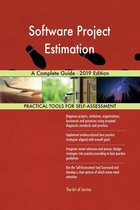 Software Project Estimation A Complete Guide - 2019 Edition
