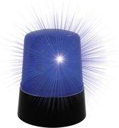 PartyFunLights zwaailicht - Discolamp - Politie - Blauw