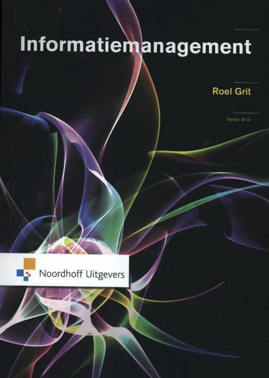 Informatiemanagement + Cd-Rom - Roel Grit |