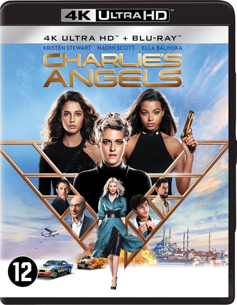 Charlie's Angels (2019) (4K Ultra HD Blu-ray)-