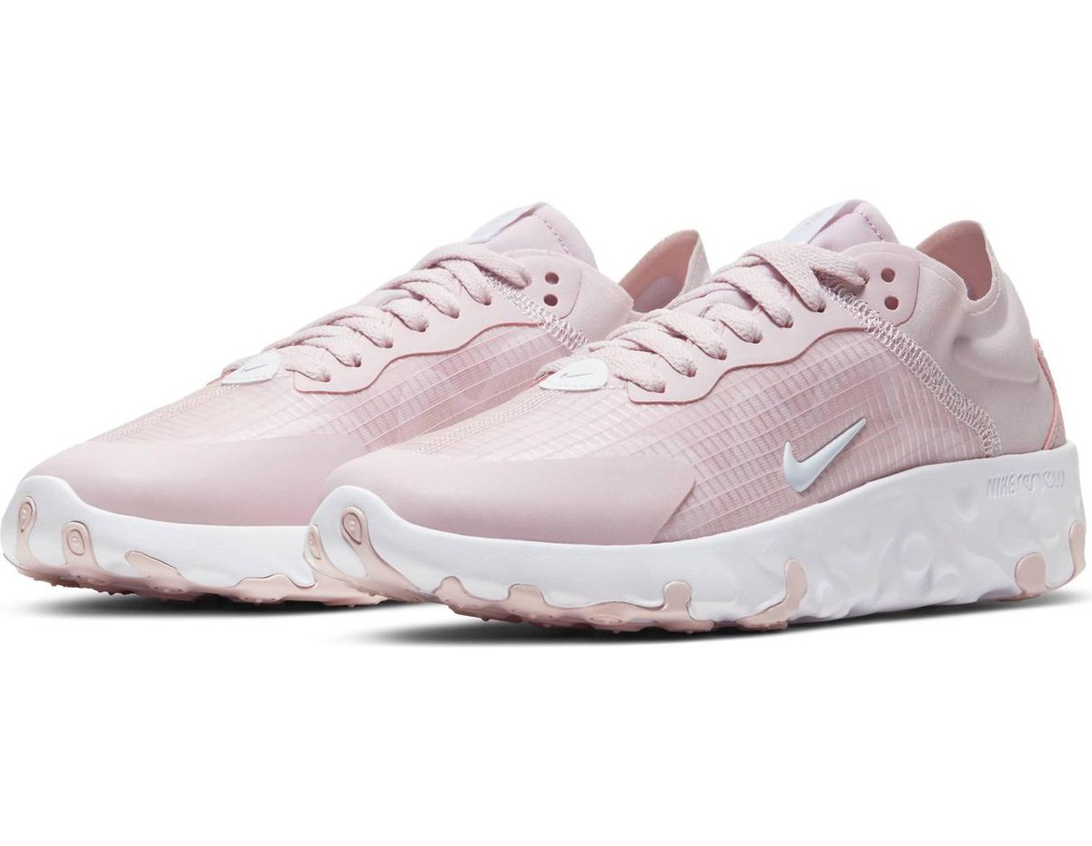 Nike Renew Lucent Dames Sneakers Barely RoseWhite Maat 43