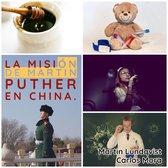 La misión de Martin Puther en China.