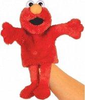 Sesamstraat - Handpop Elmo 37 cm