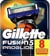 Gillette Fusion ProGlide Scheermesjes Mannen - 8 Stuks