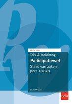 Tekst & Toelichting  -   Tekst en Toelichting Participatiewet.