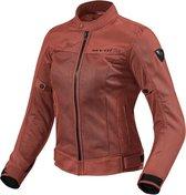 REV'IT Eclipse Lady Burgundy Red Jacket 38
