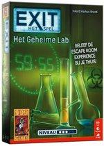 EXIT Het Geheime Lab - Escape Room - Bordspel