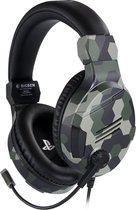 Official Licensed Playstation Stereo Gaming Headset V3 - PS4 & PS5 - Camo