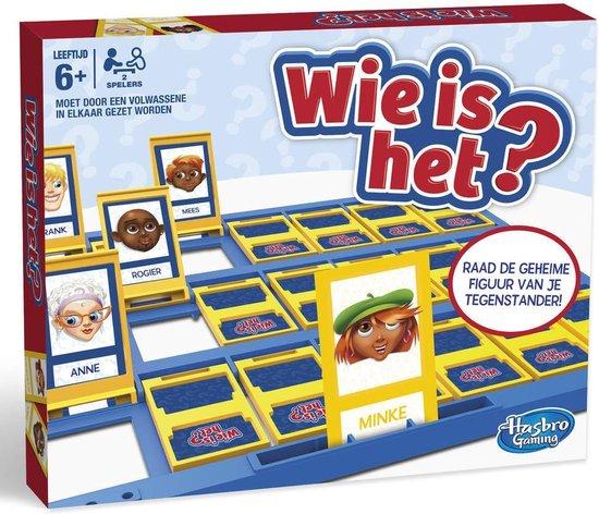 Afbeelding van het spel Wie is het Bordspel