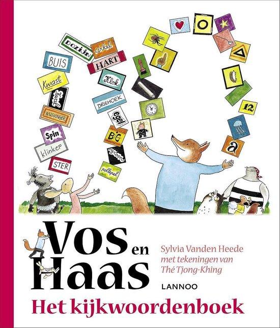 Vos en Haas - Het kijkwoordenboek van Vos en Haas - Sylvia Vanden Heede | Fthsonline.com