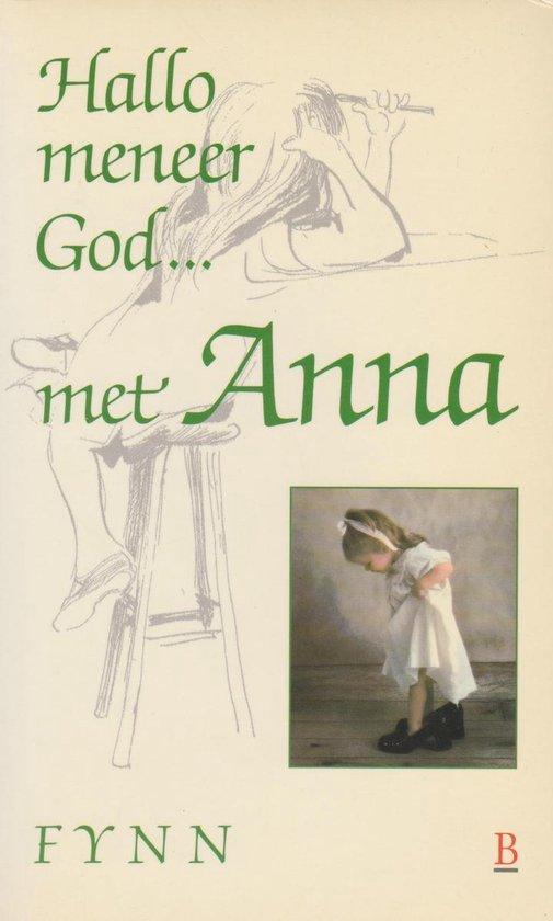 Hallo meneer god met anna - Fynn pdf epub