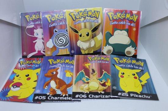 400 stuks Pokemon postkaarten (complete shippingbox) eerste uitgavejaar (2000) collector's item