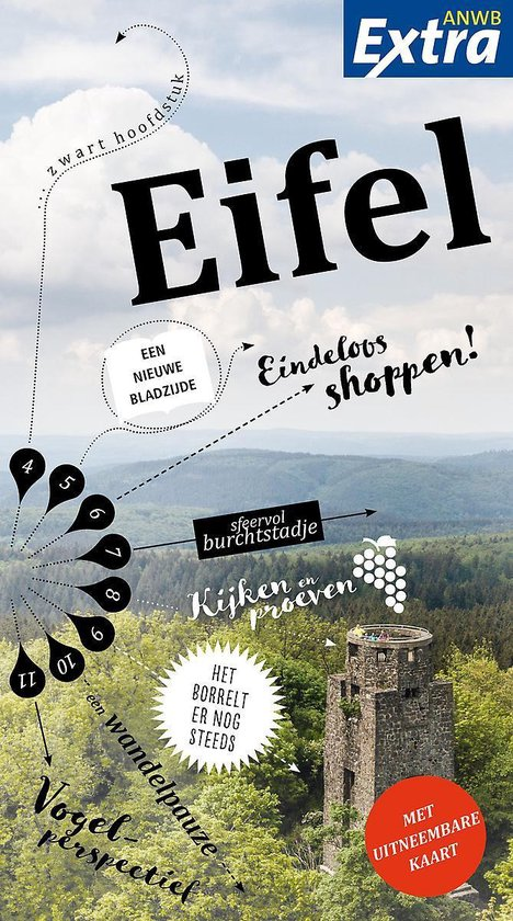 ANWB extra - Eifel