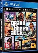 Grand Theft Auto V - Premium Edition - PS4 (Import)