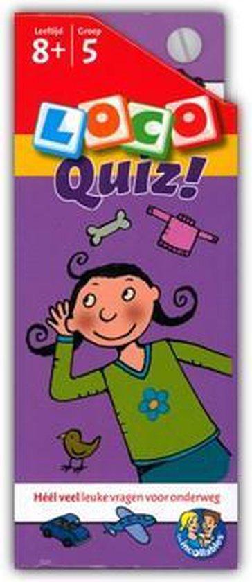 Loco Quiz! Leeftijd 8+ Groep 5 - Nvt. |