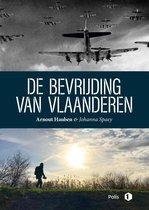 Boek cover De bevrijding van Vlaanderen van Arnout Hauben
