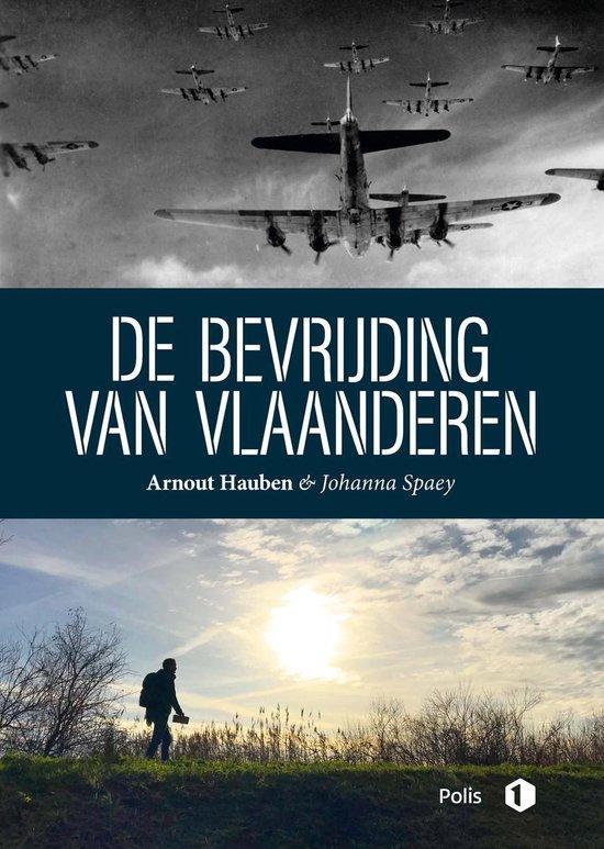 Boek cover De bevrijding van Vlaanderen van Arnout Hauben (Paperback)