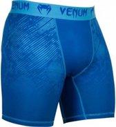 Venum Fusion Compression Shorts - Blue-XL