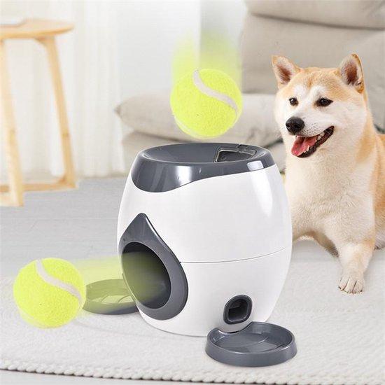 Automatische ballenwerper - Dierenspeelgoed - Beloningsmachine - Hondentrainer