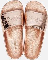 Bjorn Borg Harper II MET W slippers roze - Maat 40