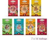 Shoti Maa Assorti Alle Chakras Thee (7 stuks)
